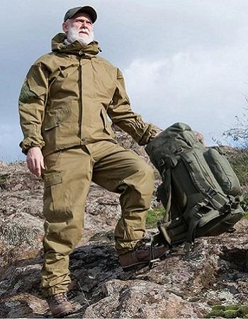 Одежда для защиты от вредных биологических факторов